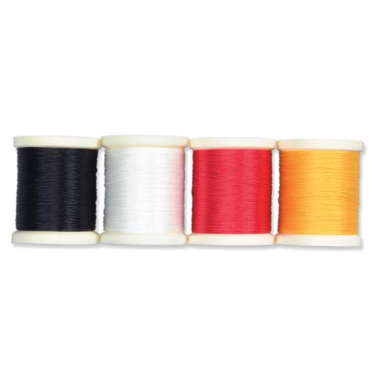 To Commercial Nylon Thread Or 90