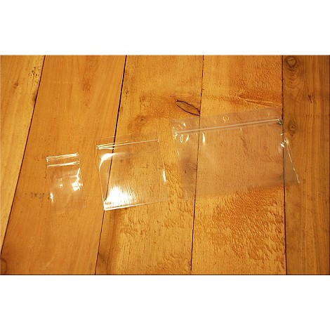 Laminated Bags 8x4