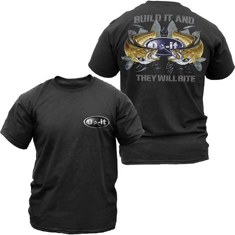 Robo Walleye T-shirt