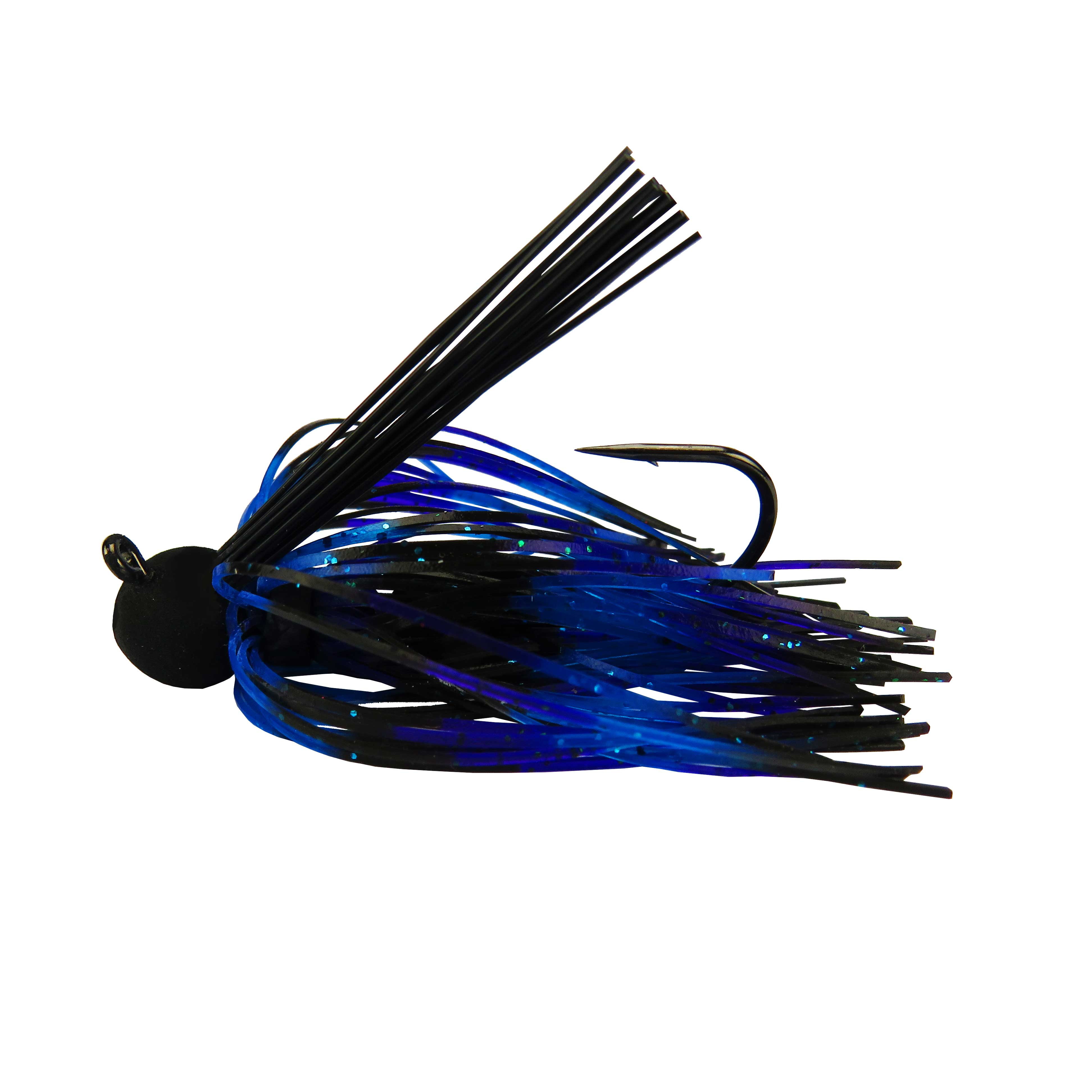size 4//0 3//4 oz Round Head Jig Barb Collar choice of pack size 12//25//50