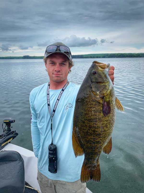 Midwest Finesse Jig Small Mouth Bass