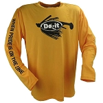 Do-It Performance Fishing Long Sleeve Build It Right Series Shirt