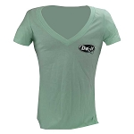 Ladies Do-It V Neck Tee Shirt