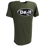 Men's Do-It Comfort Tee Shirt - The Do-it Standard