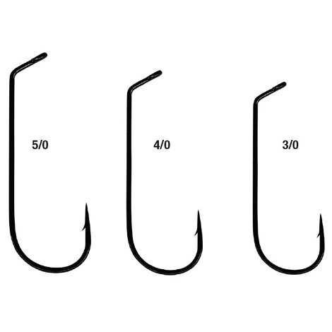 Mustad 32796BN<br>Black Nickel (1000)