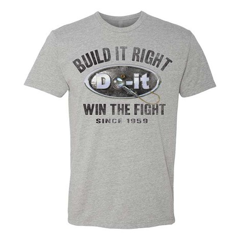 Build It Right Premium Short Sleeve Crew