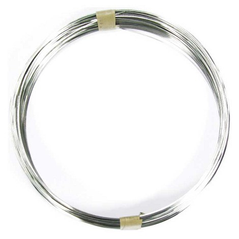 Coiled Stainless Steel Wire